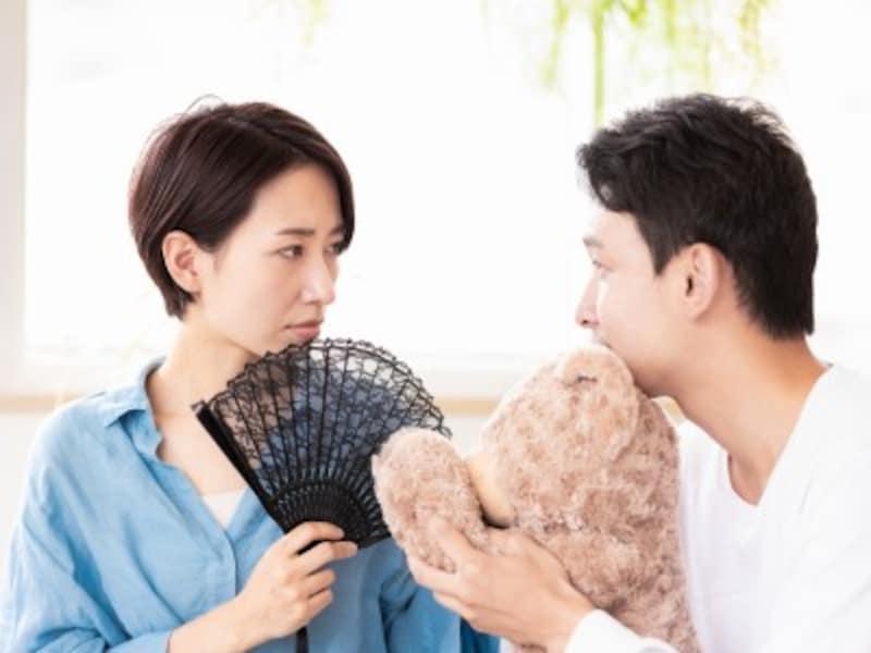 コロナ離婚に陥る夫婦のパターン