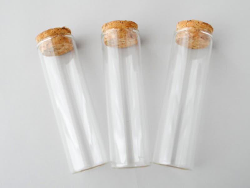 ハーバリウム作り方100均セリア 容器