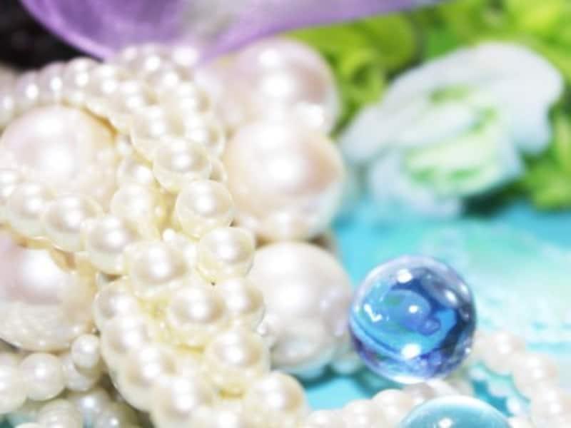 6月生まれ名前男の子女の子誕生石真珠