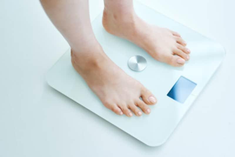 生理中ダイエット「生理前は太る」理由
