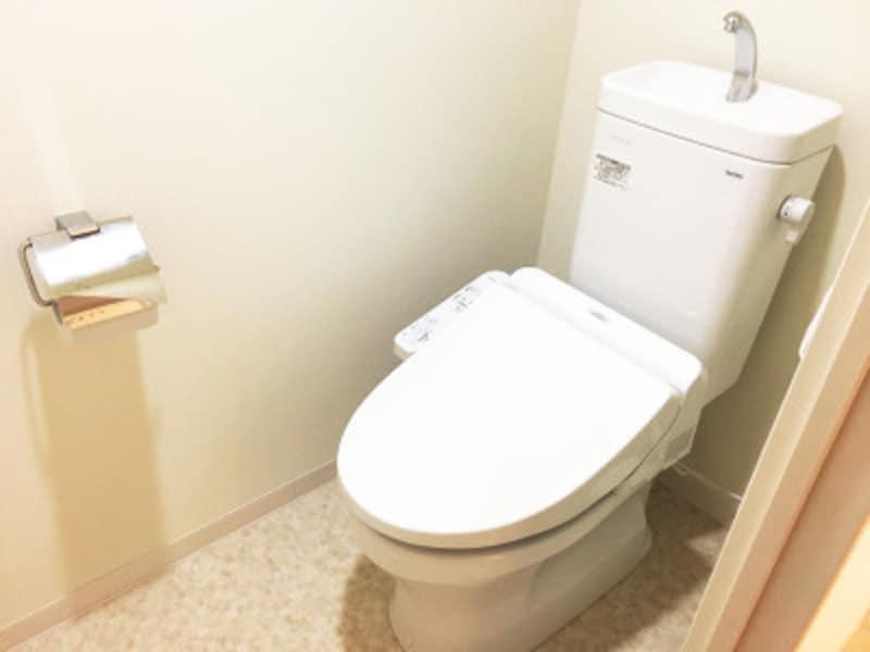 トイレのニオイの原因は?