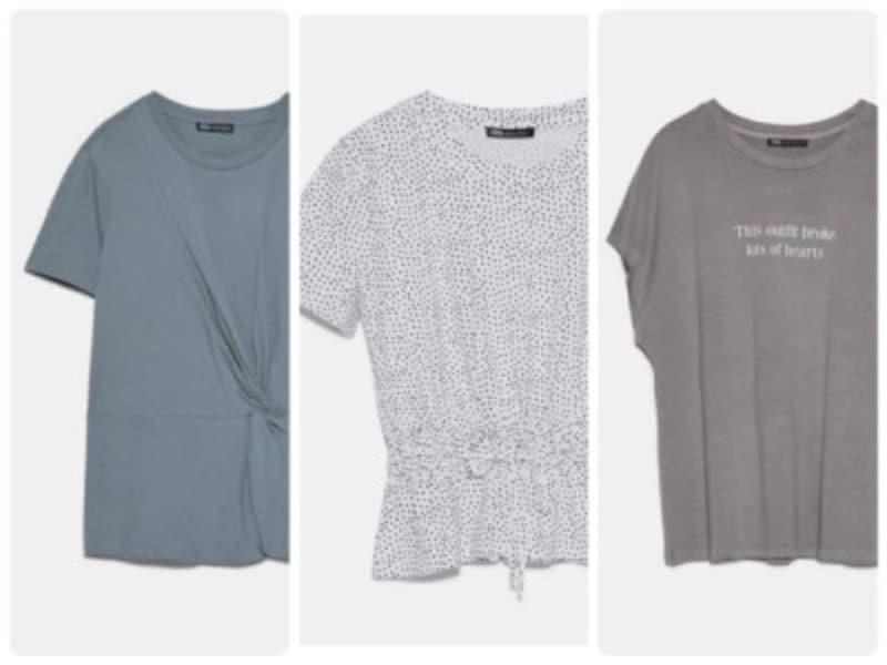 Tシャツはヘビロテ確実なのでコスパも抜群です!
