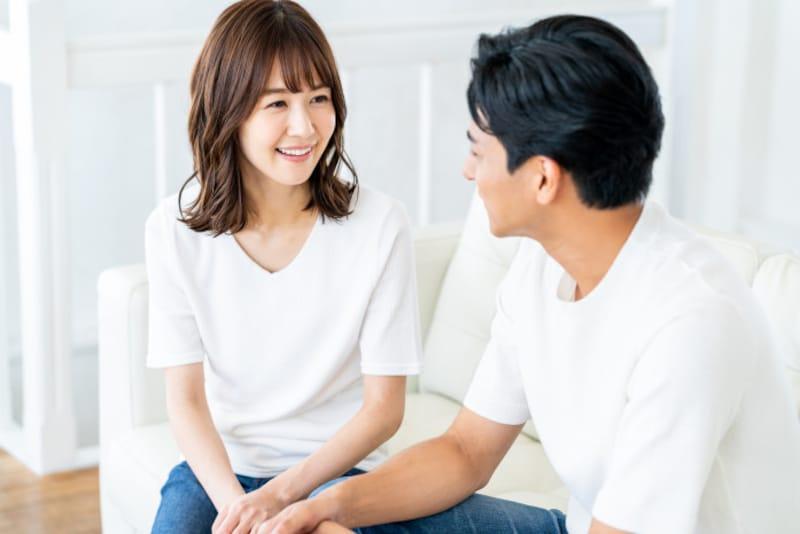 アドバイス3:彼と腹を割って話し合うことが不可欠