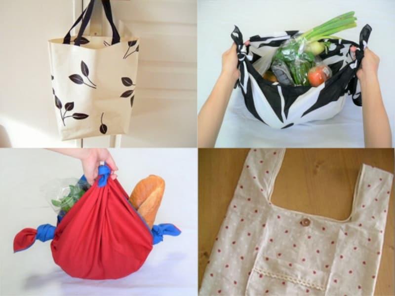 簡単にできるエコバッグの作り方4選を紹介!