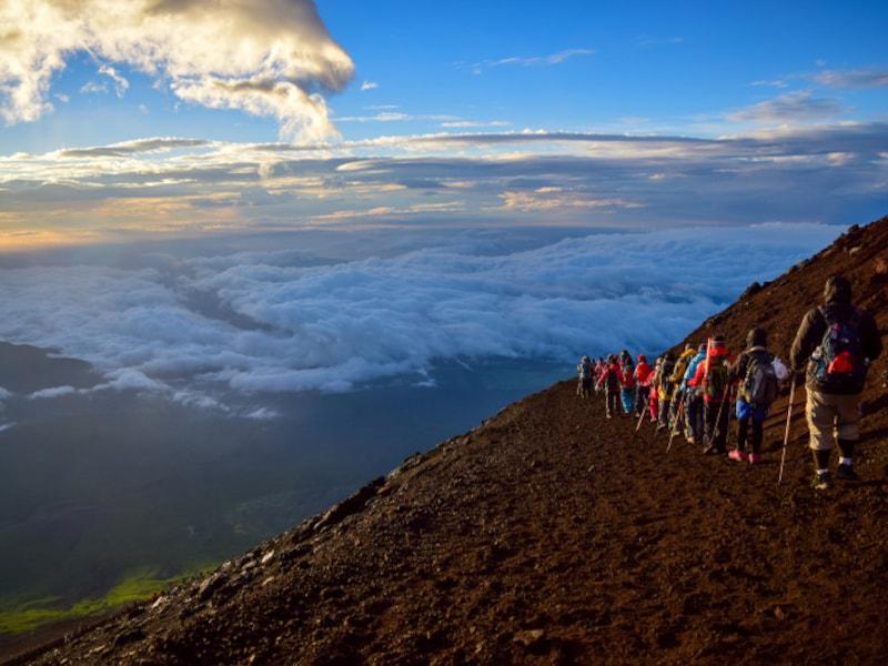 早期リタイアして夫婦で趣味の登山を楽しみたい