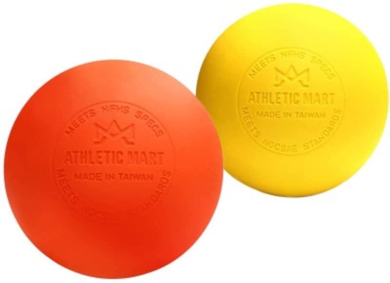 イチオシのラクロスボール(画像出典:Amazon)