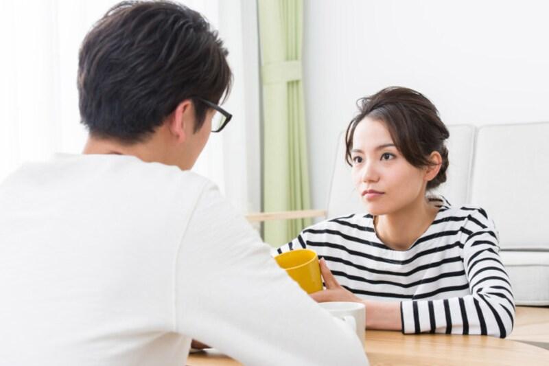 夫に離婚したいと言われた