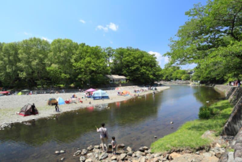 子どもの水難事故キャンプの水難事故を防ぐための注意点