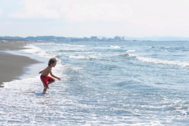 子どもの水難事故水辺のレジャーで水難事故を起こさないために
