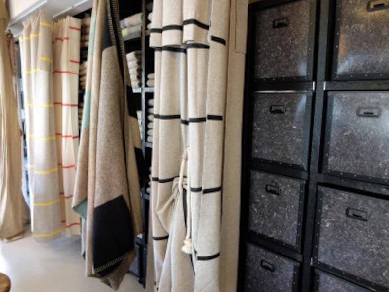 イエノテキスタイル、南村弾、マルチファブリック、自分で作るカーテン