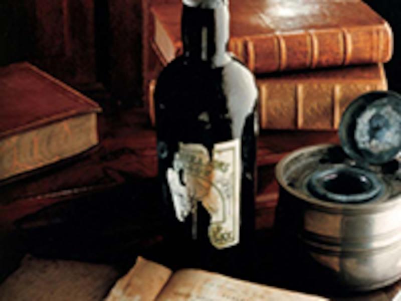 ティーチャーズ初期のボトル