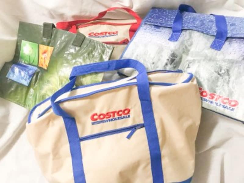 コストコのマイバッグ