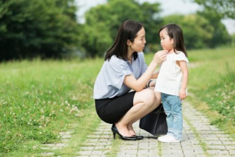 親は、子どもを心配して「保育園はどう?」と尋ねるのですが、繰り返し言うことで、子どもは不安になってきます