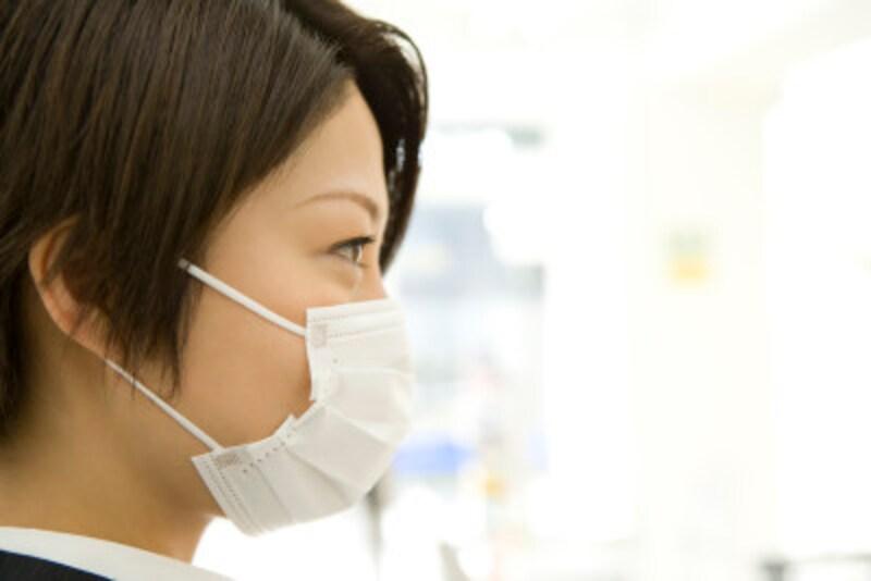 マスクで肌荒れするのはなぜ?