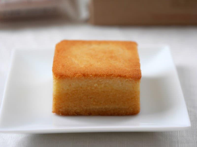 クッキー生地にフランス産発酵バターを使用