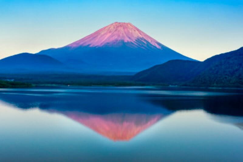 「妊娠菌がうつる」妊活ジンクス妊婦が描いた赤富士の絵