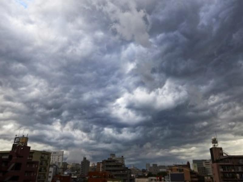 近年、毎年発生する豪雨被害