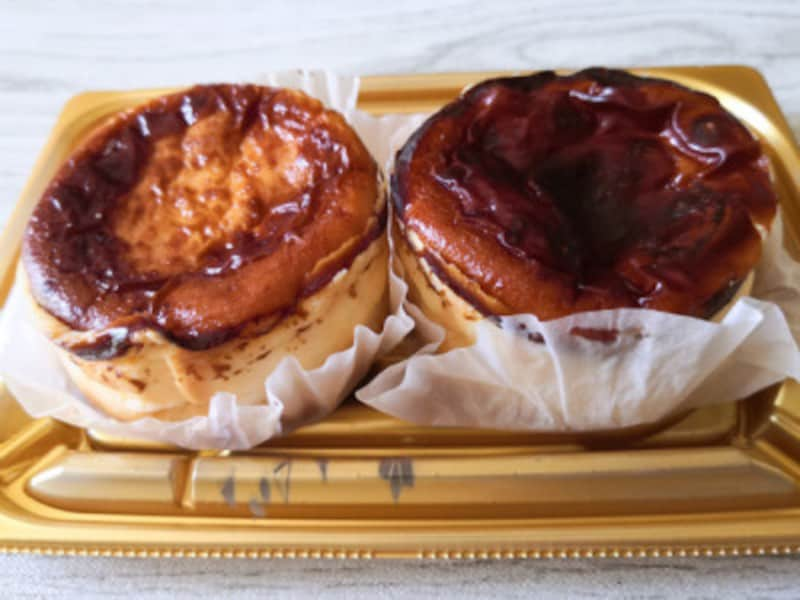 成城石井のおすすめスイーツ バスクチーズケーキ