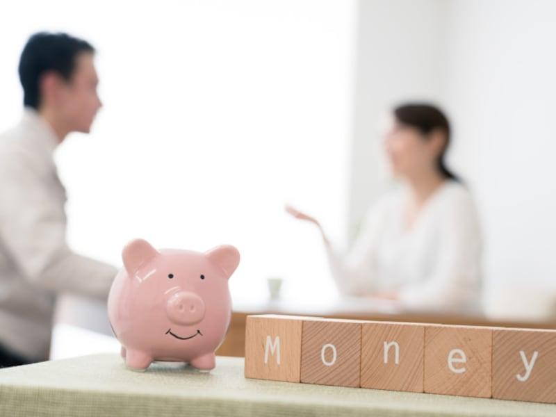 独身時代に貯蓄をした財産は「特有財産」。個人の財産のため財産分与の対象になりません