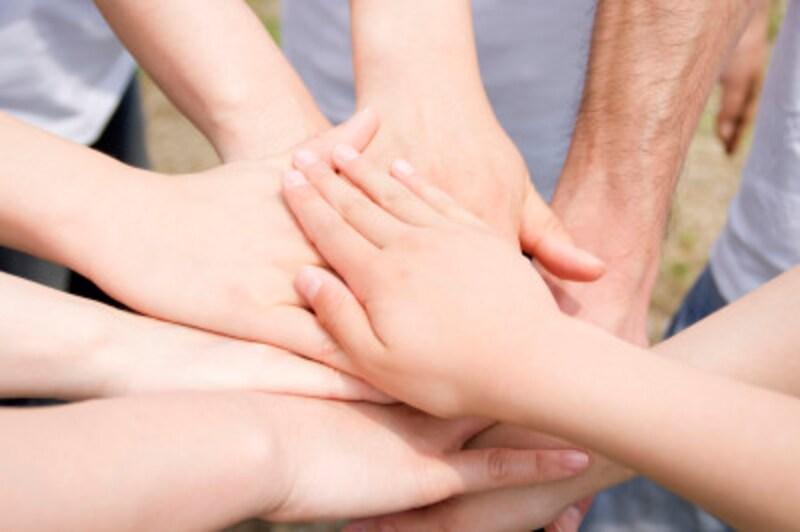 保険は加入者同士の助け合い