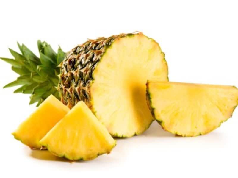 パイナップルの健康効果