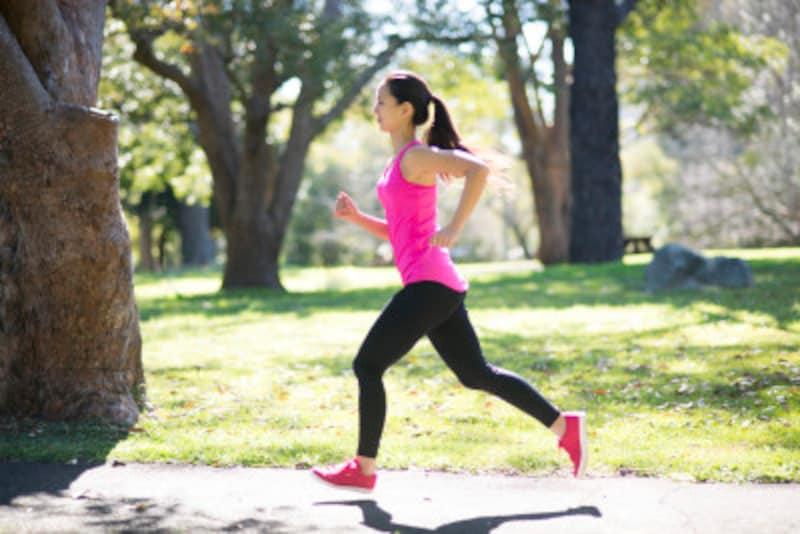 夏バテ防止には、適度な運動で汗をかこう!