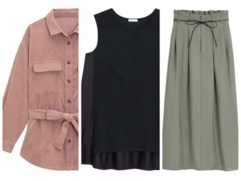 40代女性が狙いたい、おしゃれな上に着やせできるGUの優秀アイテムはこの3つ!