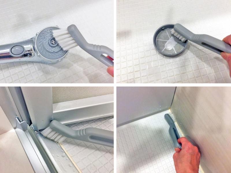 水まわりの掃除方法と道具