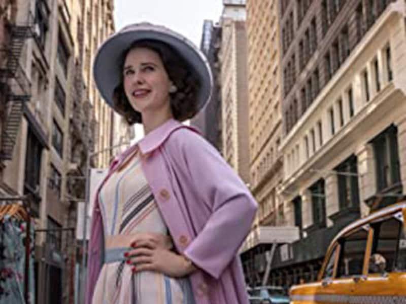 50年代ニューヨークファッションが楽しめる!ミリアムの衣装