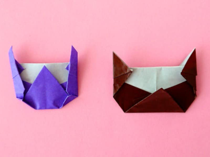 折り紙 お守り