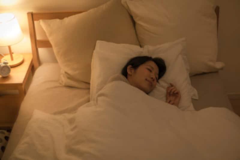睡眠中の熱中症リスク