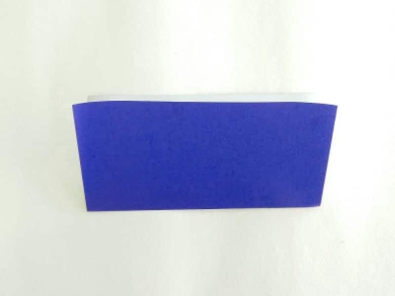 お月見 折り紙 リース うさぎ すすき 団子 三宝 三方 作り方 手作り 折り方かわいいうさぎのついた折り紙お月見リースのリース折り方