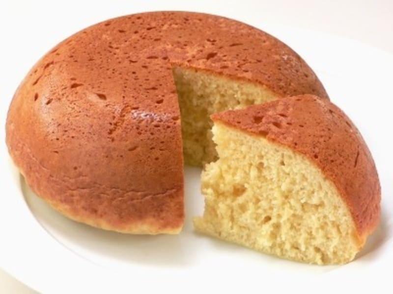 炊飯器でもちもちケーキ