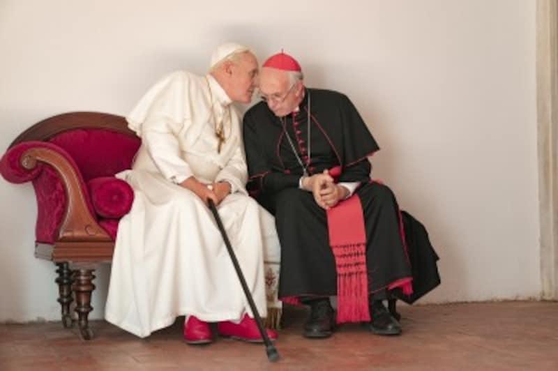 「2人のローマ教皇」