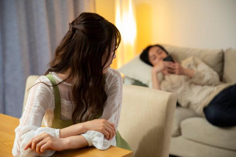 お悩み:倦怠期かも?彼氏が最近冷たい気がして不安です