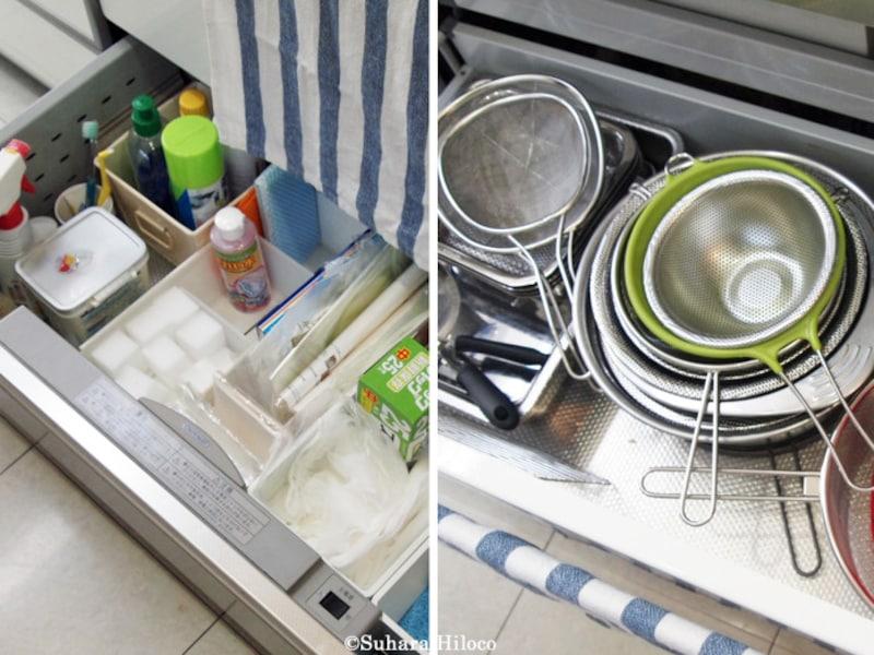 キッチン収納用品