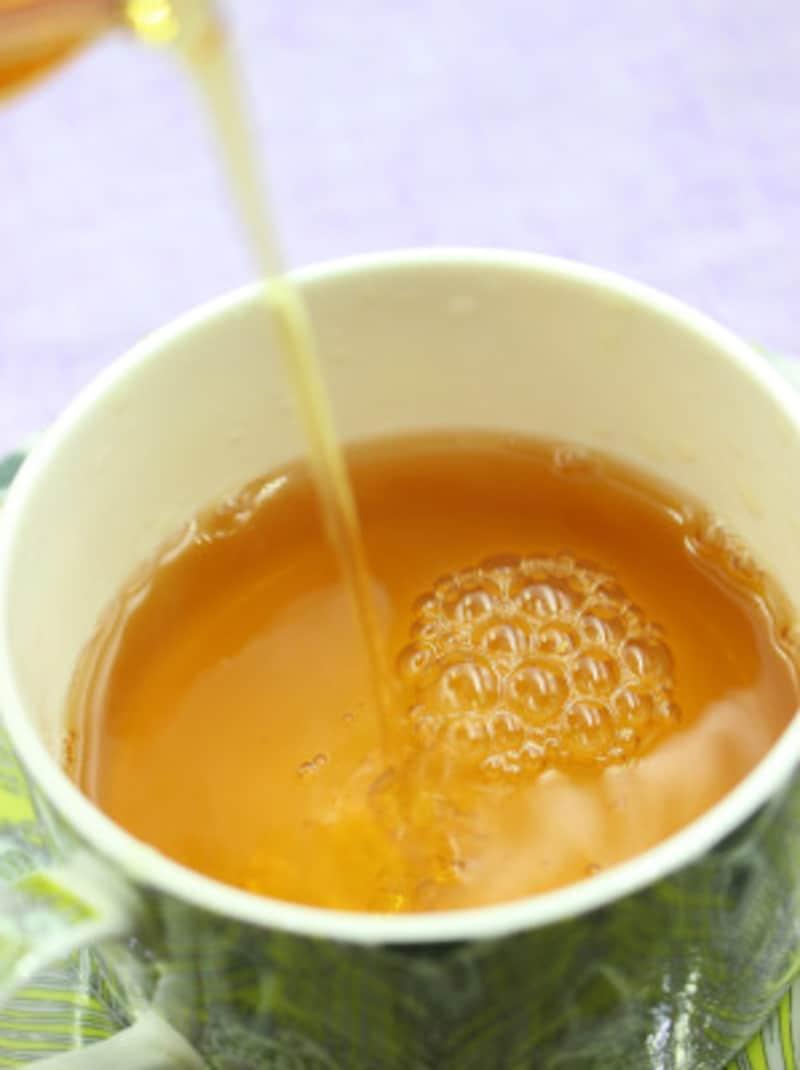 紅茶のカフェイン量を気にすることなく飲める デカフェ紅茶
