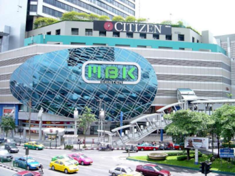 MBK、バンコクの代表的なショッピングモール