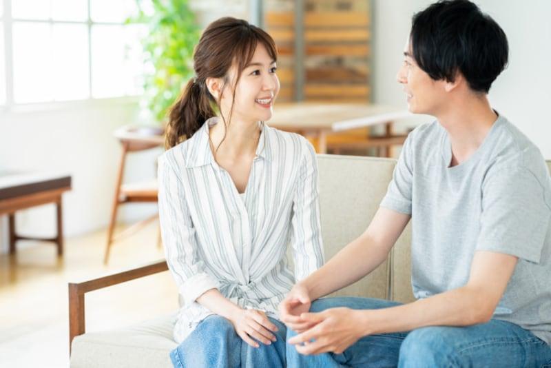 アドバイス3:結婚するなら、相手選びは慎重に