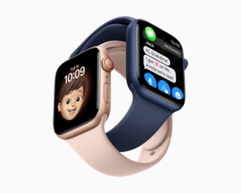 キッズケータイのような使い方が期待できる「AppleWatchSE」