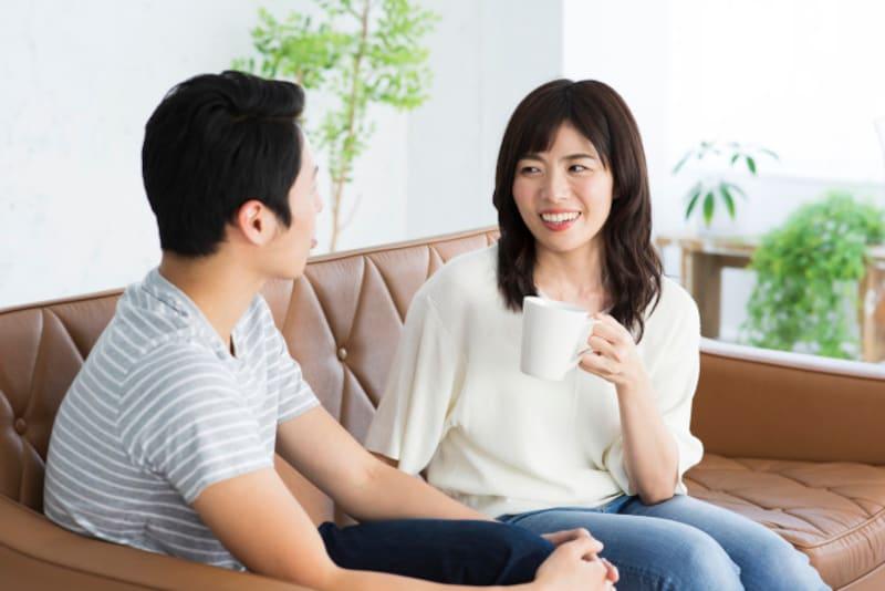 アドバイス1:結婚生活で最も大切なのは、何でも話し合える仲でいること