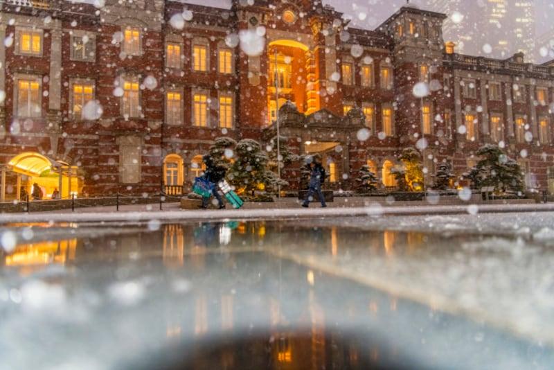 大雪は「たいせつ」と読み、平地にも雪が降る頃です