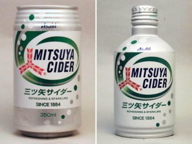アサヒ飲料三ツ矢サイダー