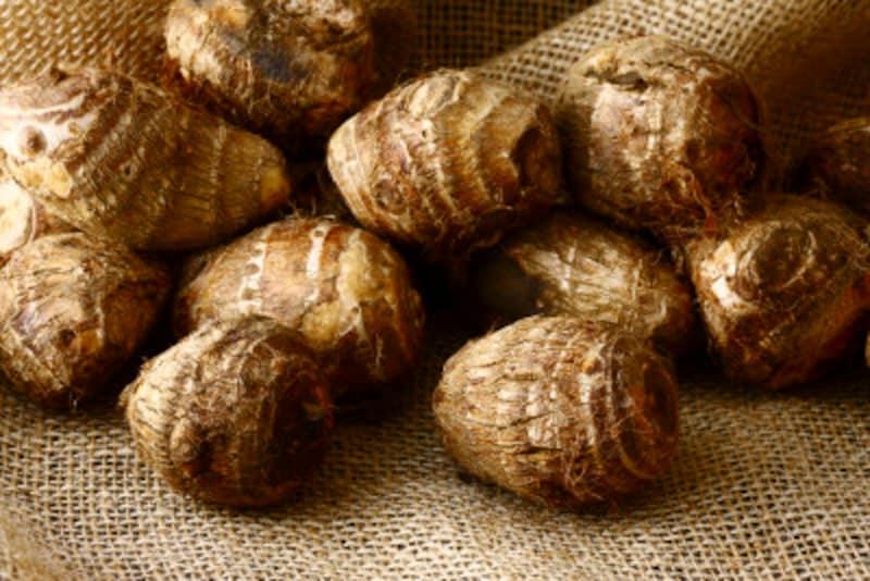 里芋の効果と効能とは……離乳食におすすめの理由や調理・保存法など