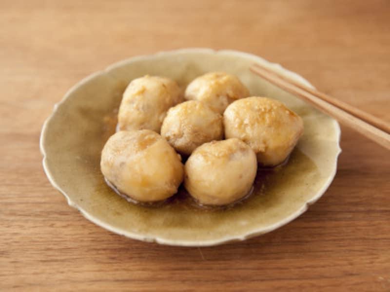 里芋の煮物(出典:)