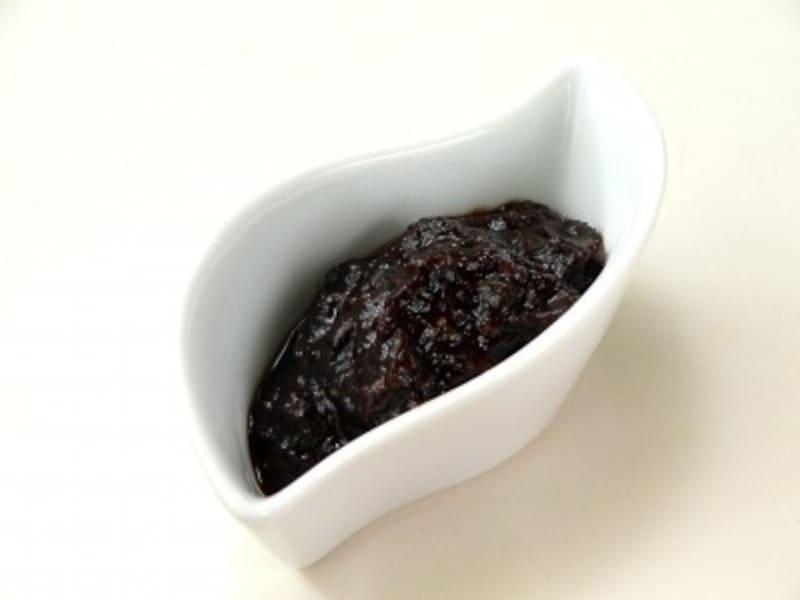 黒にんにくみそ(出典:)