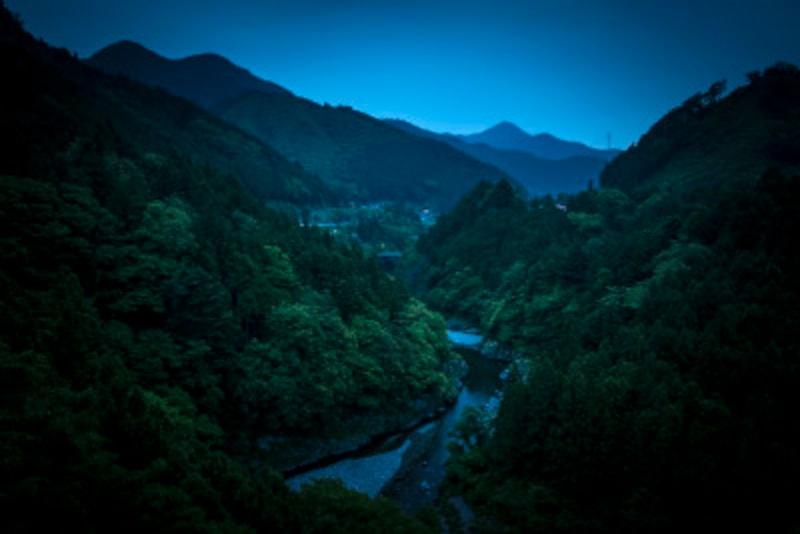 「鬼滅の刃」聖地炭治郎・禰豆子の出身地!雲取山(東京都奥多摩)