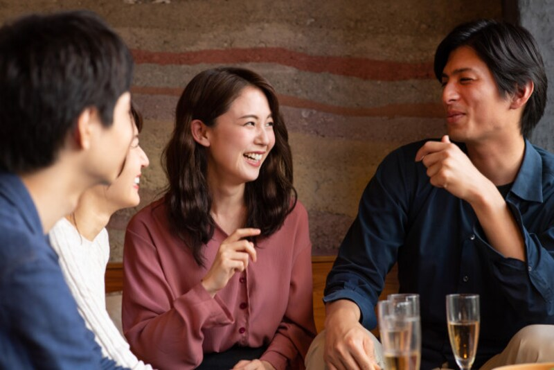アドバイス5:自分をオープンにすることで、理解者に出会いやすくなる