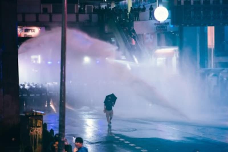 バンコクデモ
