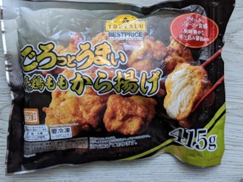唐揚げイオントップバリュおすすめ冷凍食品
